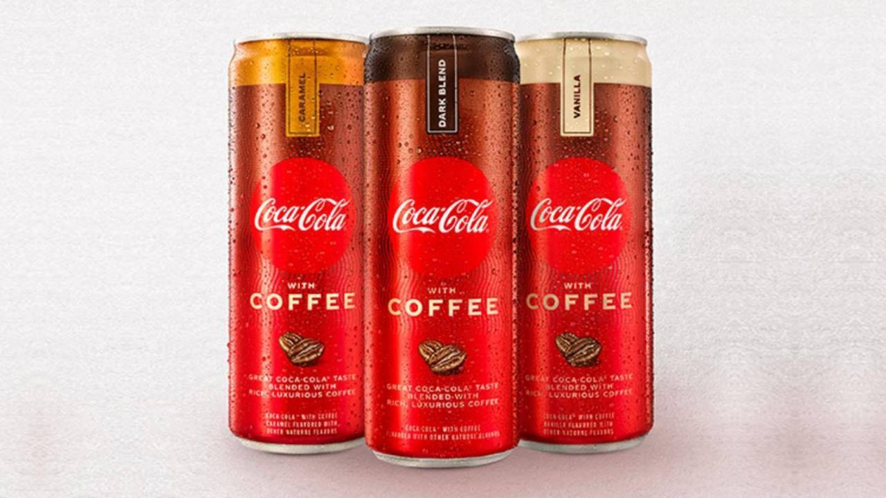 America, brace yourself for the arrival of coffee-flavored Coke