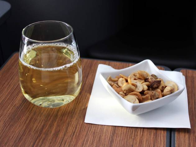 Nuts on planes