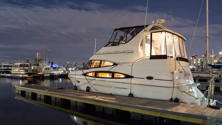 Sea Pearl Yacht in Boston, MA
