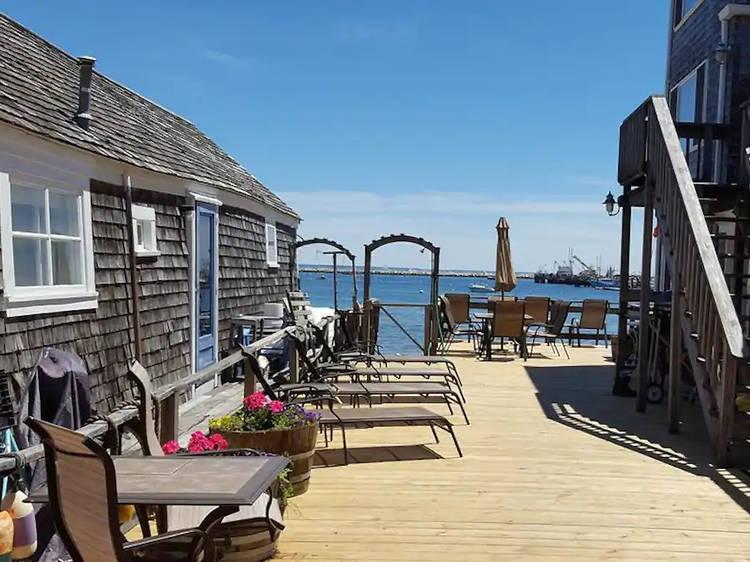 Beachfront studio in Provincetown, MA