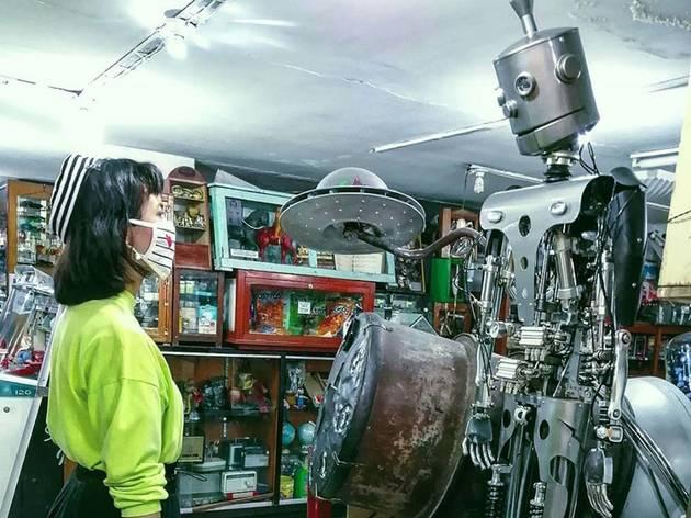 El Museo del Juguete (MUJAM) abre sus puertas con recorridos privados