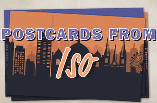 Postcards from Iso