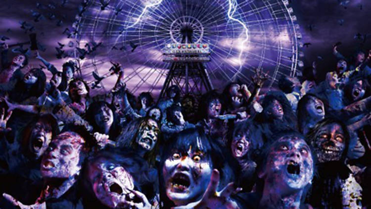 Redhorse Osaka Wheel - zombie Ferris Wheel
