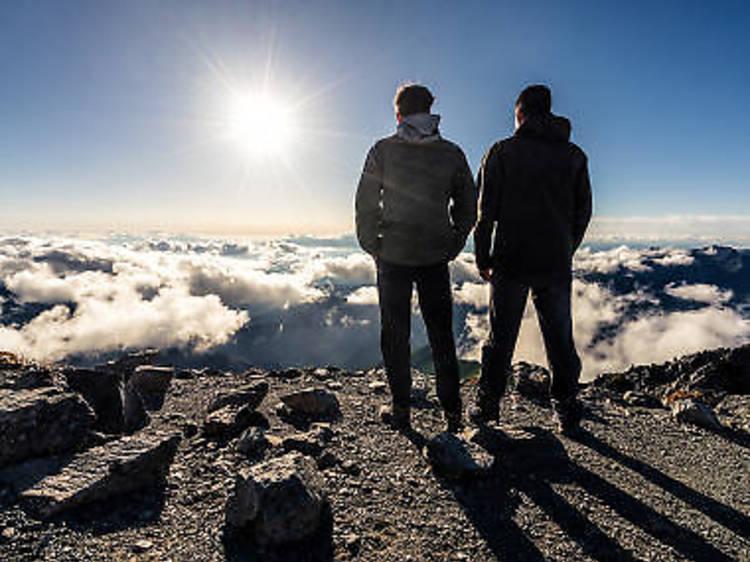 北岳(3193メートル)