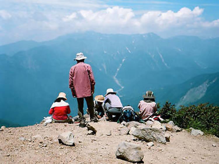 焼岳(2455メートル)
