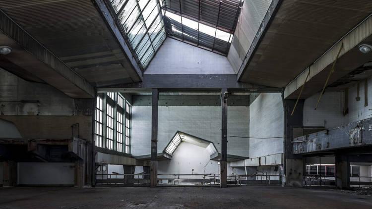 Fábrica de Clesa. Nuevo centro cultural Madrid zona norte