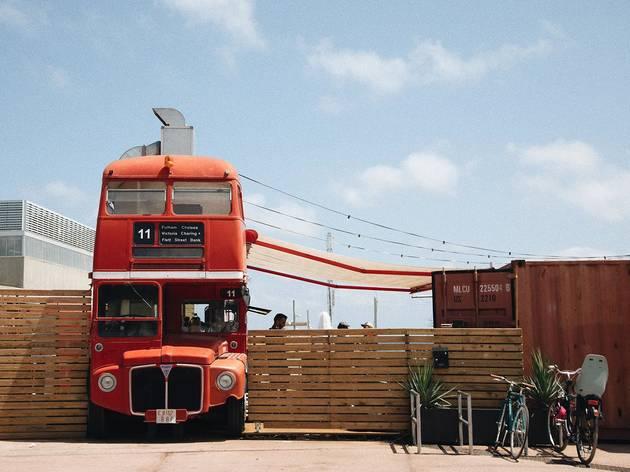 Bus Terraza