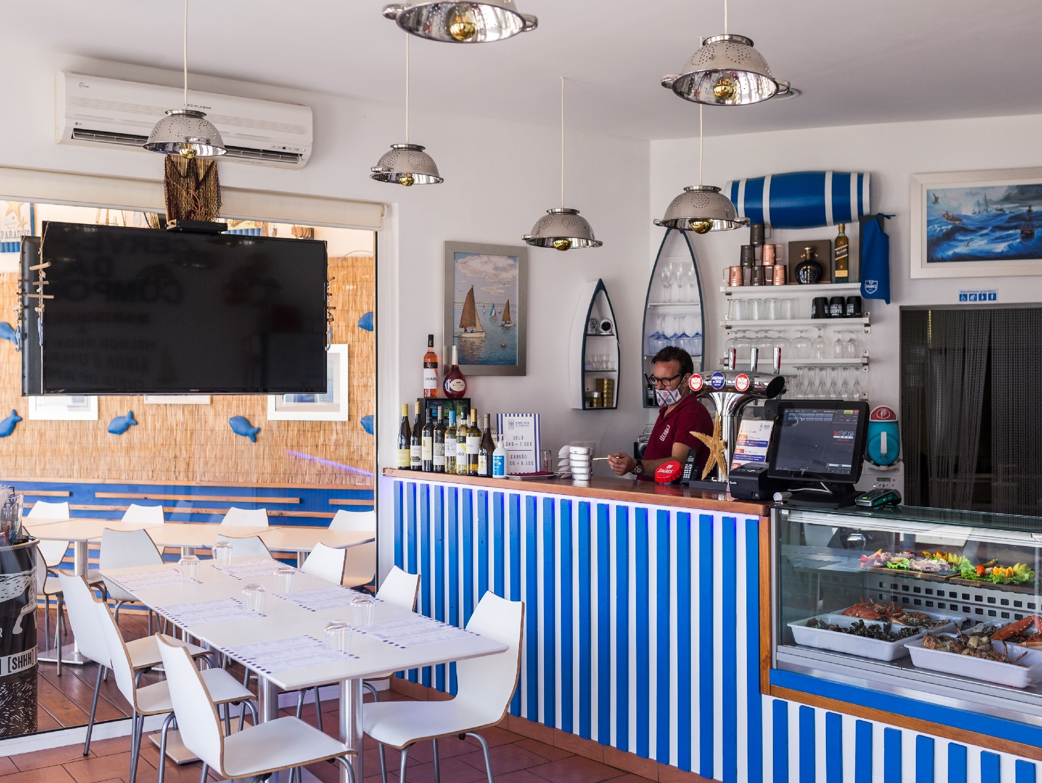 Restaurante, Marisqueira, Cervejaria da Comporta