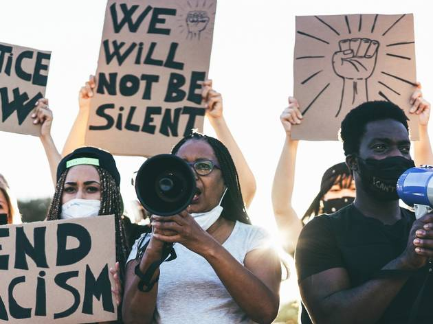 A Black Lives Matter protest this weekend will mark the anniversary of the London riots