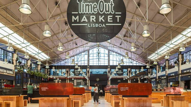 Time Out Market Lisboa, Restaurantes, Foodcourt