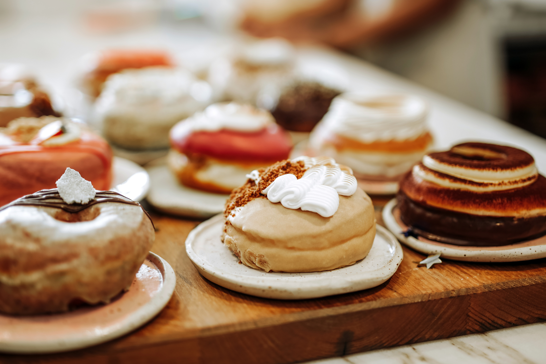 Crush Doughnuts