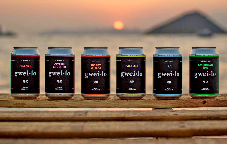 Gweilo beer