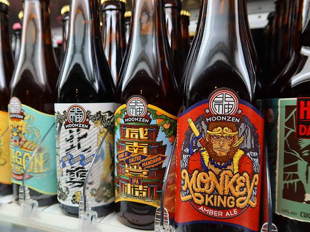 Moonzen beer