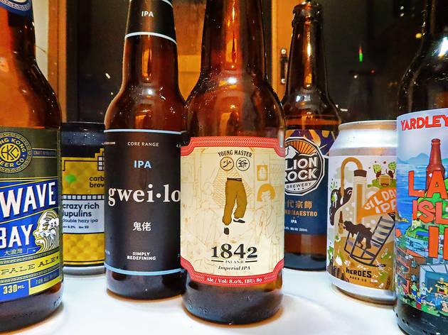 Craft Beers in Hong Kong