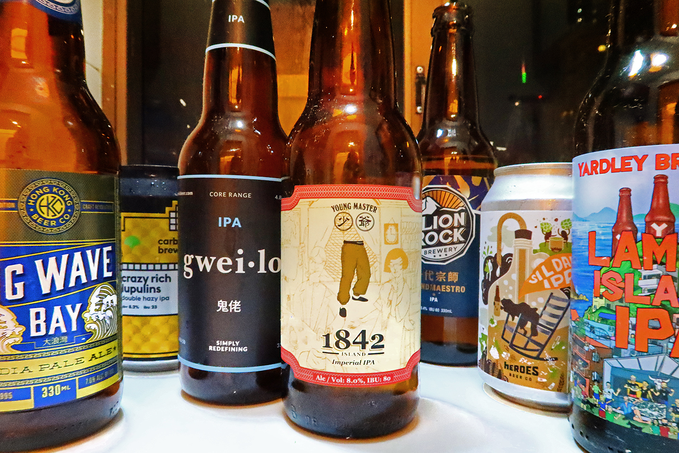 11 of the best local breweries in Hong Kong
