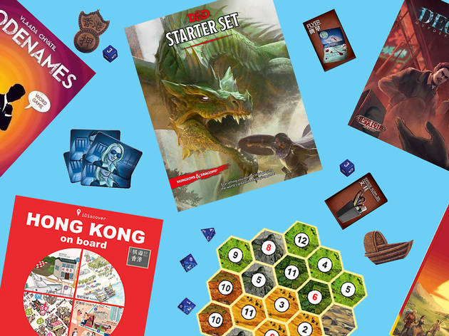 5 Board games to play for game nights at home