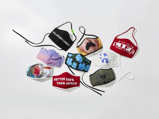 亞太區獨家發售!K11 X MOCA 洛杉磯當代藝術博物館推出聯乘藝術家設計口罩
