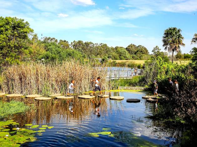 Sydney Park has been recognised as one of the best in the world