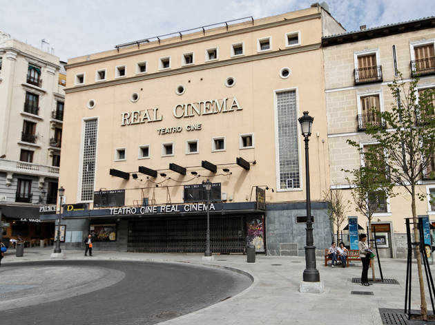 Real Cinema en Plaza de Ópera