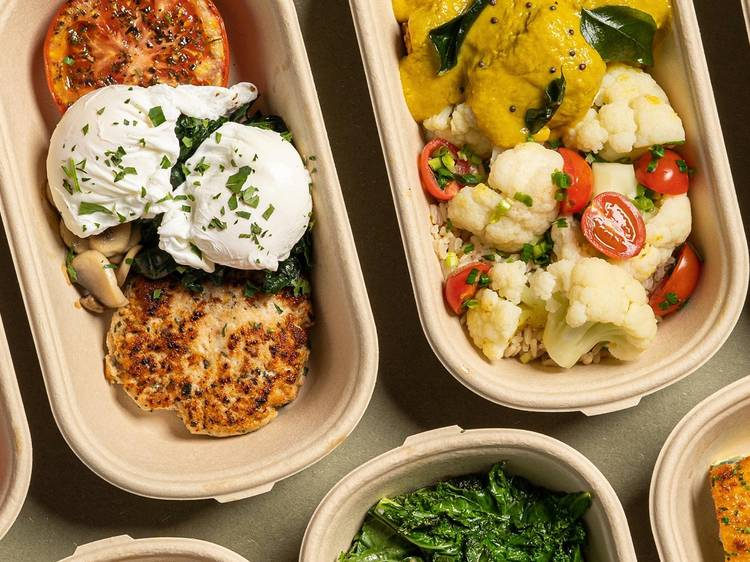The best healthy meal deliveries in Hong Kong