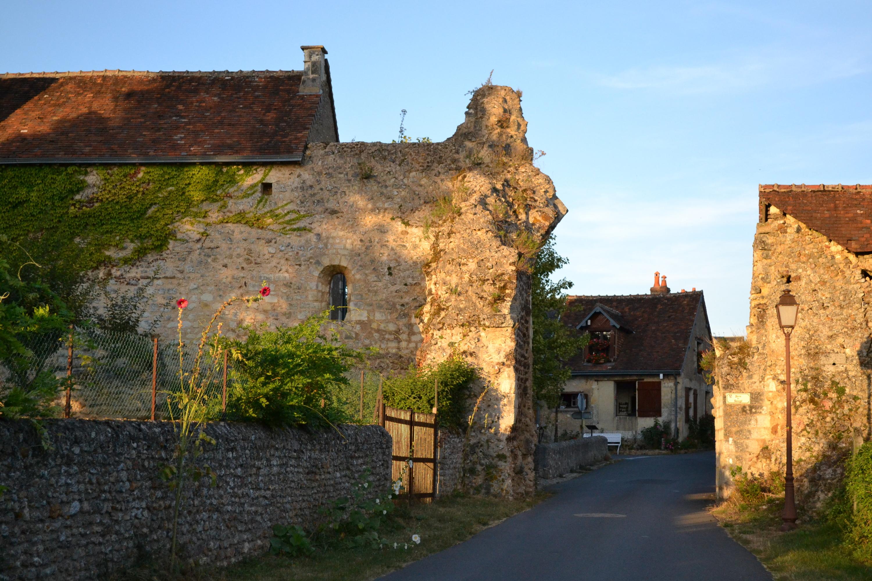 Trôo village, Loire Valley