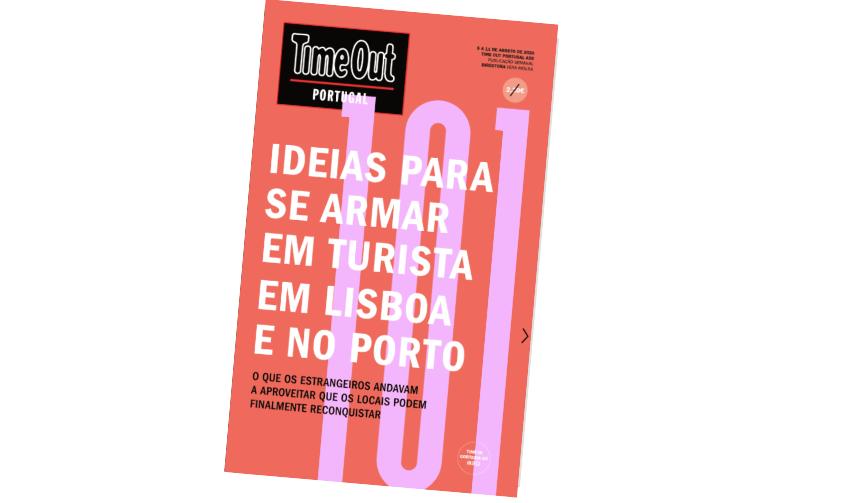 101 ideias para se armar em turista em Lisboa e no Porto