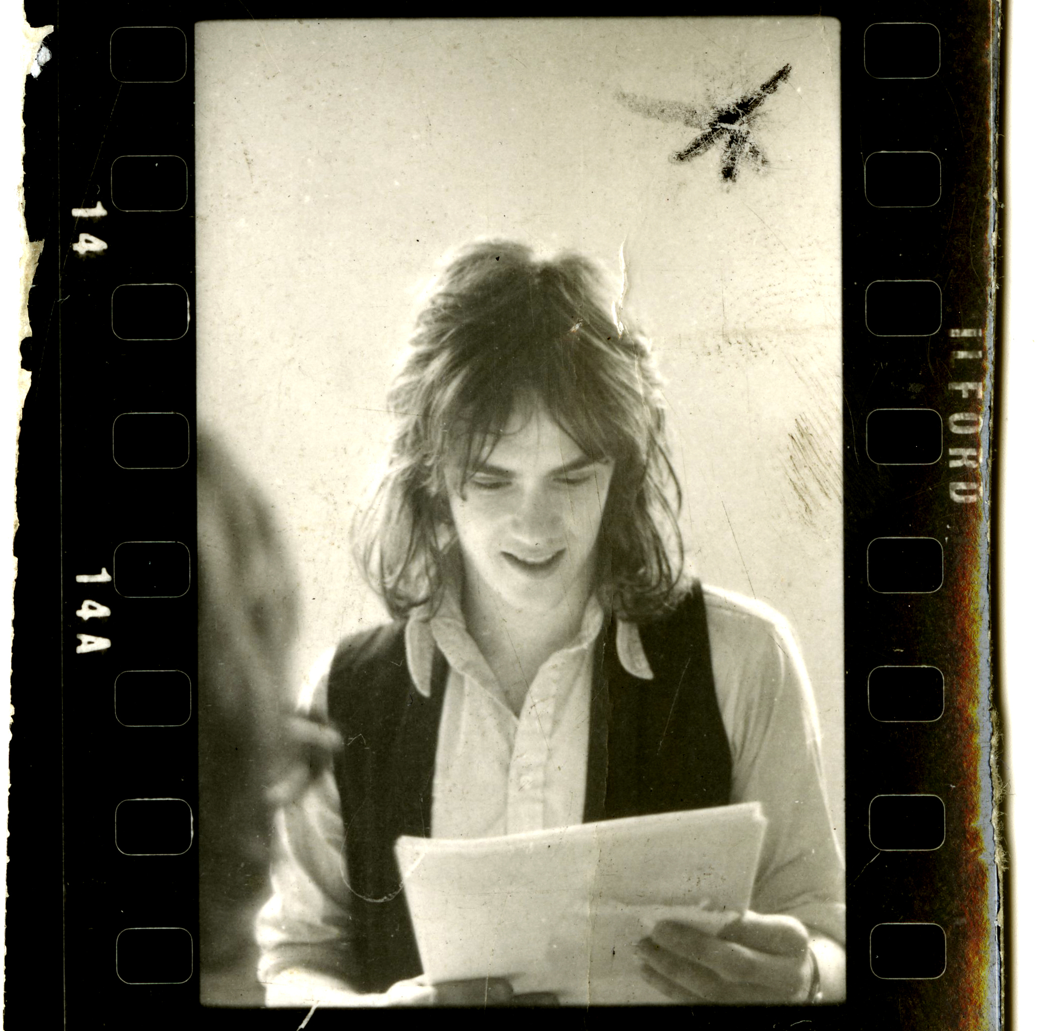 Tony Elliott, 1970. Picture by Jeremy Beadle