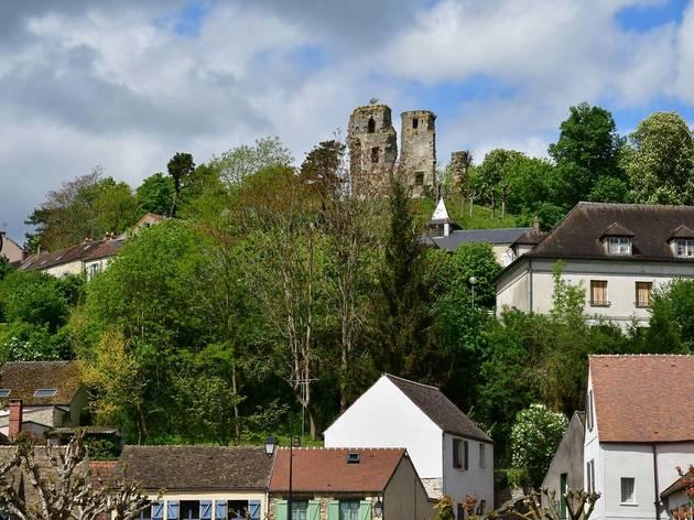 Montfort L'Amaury; France