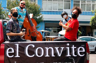 El primer festival de jazz sobre ruedas llega a la colonia Portales