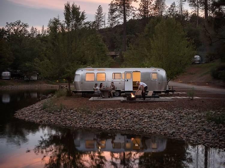 Sonoma and Yosemite: Autocamp