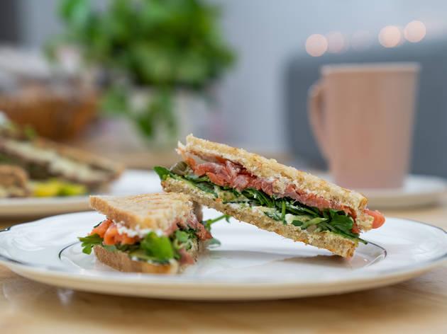 eva sandwichería