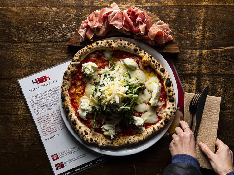South Yarra pizzeria 48h Pizza e Gnocchi Bar named best in Oceania