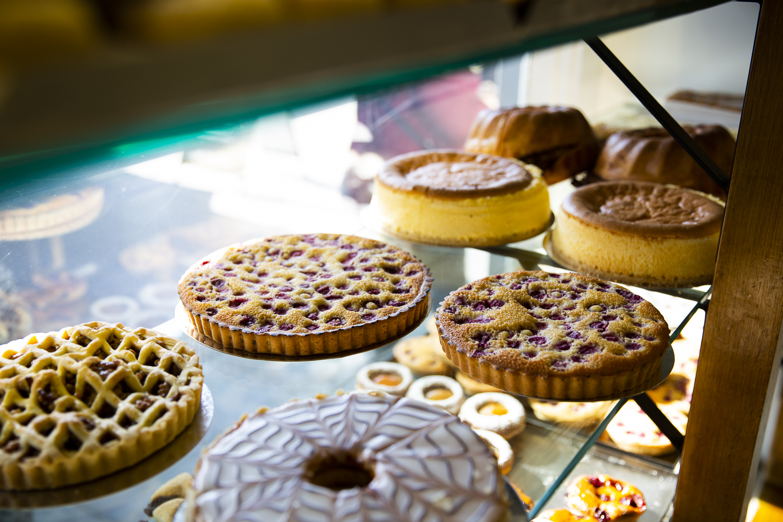 Pastry at Aviv Bakery
