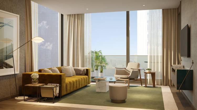 The Hari Hong Kong hotel