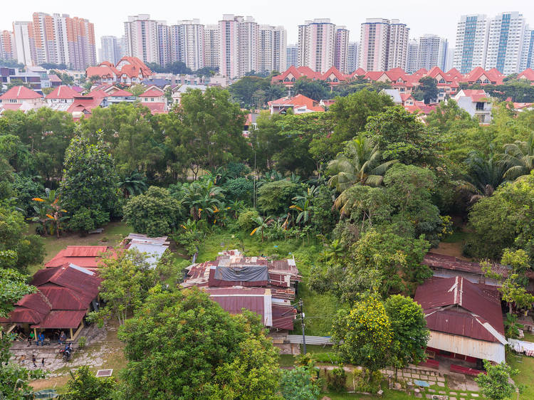Kampong Lorong Buangkok
