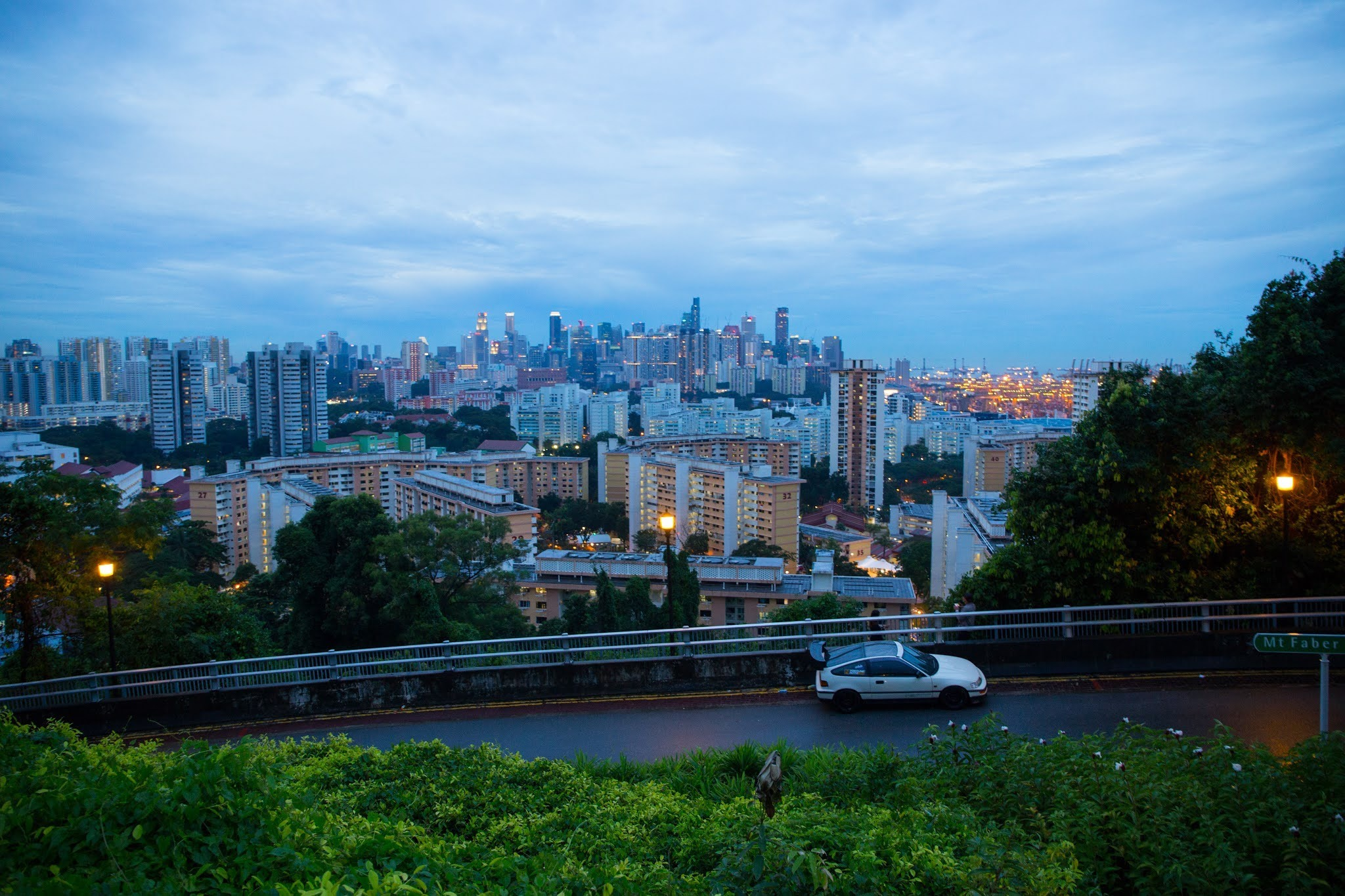 8 Scenic Driving Routes in Singapore