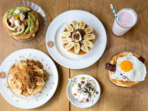 El desayuno americano que triunfa en Barcelona aterriza en Chueca
