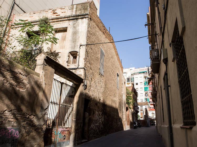 Calle del Arc de Sant Sever