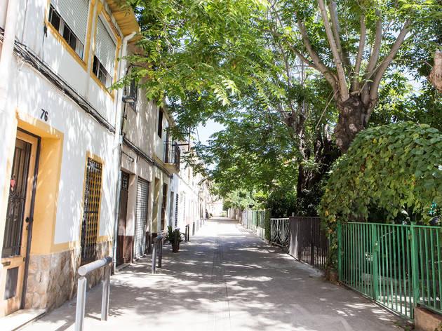 Carrer de Grau a Sant Andreu