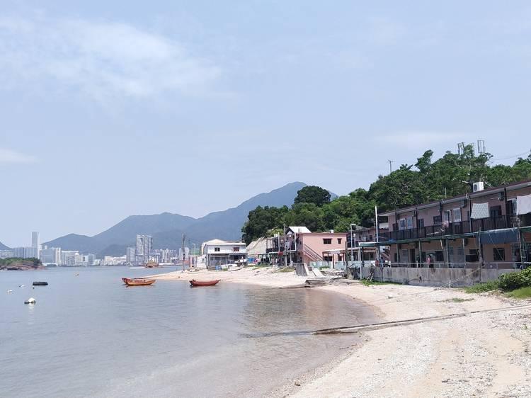 鴨洲:香港最小有人島