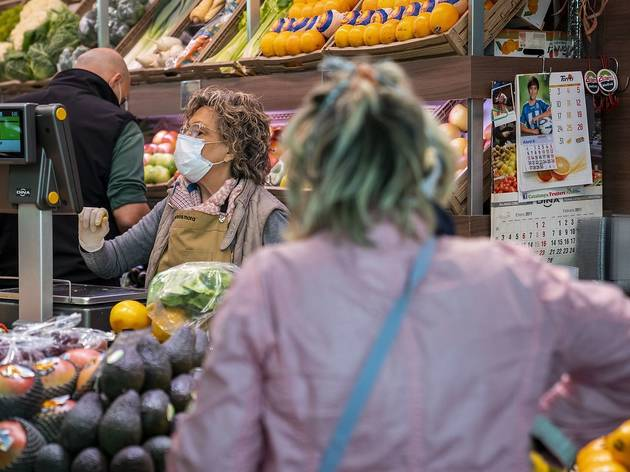 Es controlen els contagis a Catalunya