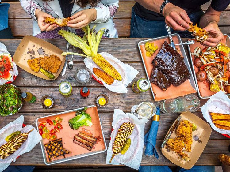 5 great outdoor dining spots in Prospect Heights