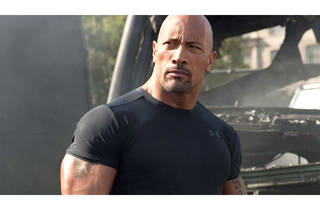 Dwayne Johnson, The Rock, Actor