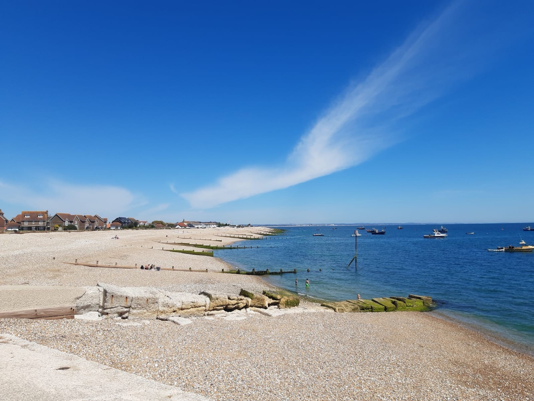 Day trip diary: Selsey