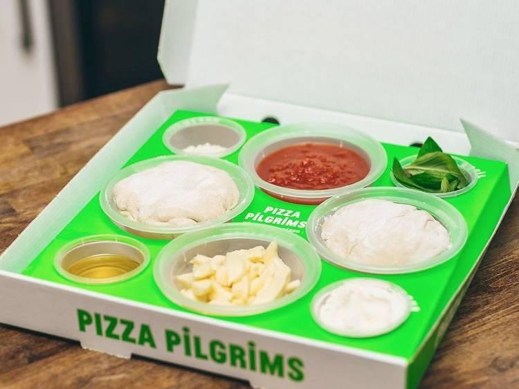 Pizza Pilgrims, frying pan pizza kit