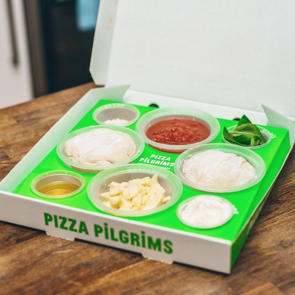 Photograph: Pizza Pilgrims