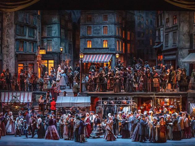 La Bohème de Puccini y otras óperas más en streaming gratis por la Ópera Metropolitana de Nueva York