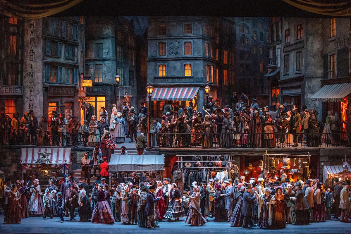 La Ópera Metropolitana de Nueva York tiene funciones en streaming y ¡gratis!