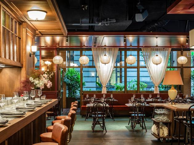 Bopp and Tone returns with bottomless brunches and chef's table degustation dinners