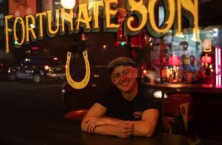 Fortunate Son  (Photograph: Daniel Boud)